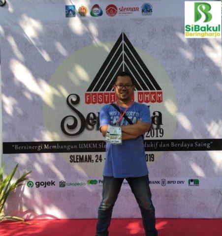 SiBakul Beringharjo; Sistem Pembinaan Koperasi dan Pelaku Usaha Berdaya Saing Khas Orang Jogja