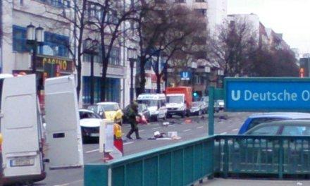 Експлозија на автомобил – бомба во Берлин