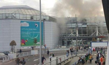13 загинати и 35 повредени во терористички напади во Брисел