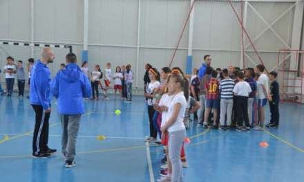 АМС од Василево – Родители спортувајте со вашите деца !