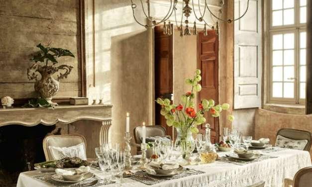 Време е за пролет-Неодолив дом со аксесоарите на Zara Home