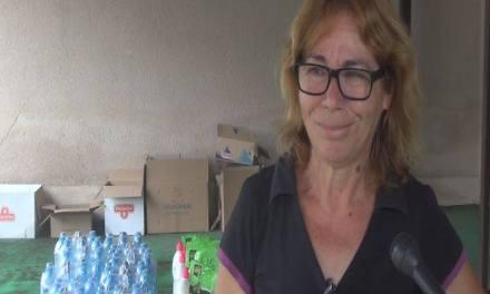 Жените од Куклиш собираат помош за поплавените семејства