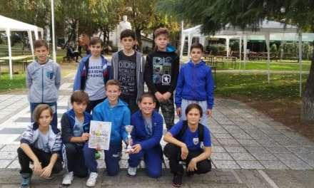 Пионерите на КК Струмица, втори на турнир во Кочани