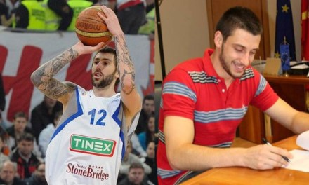Зивчевиќ и Брчков во КК ,,Струмица,,- се прави тим за победи !