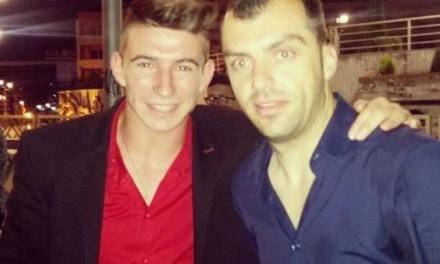 Љупчо Дориев од А.Пандев повикан за фудбалската репрезентација на Македонија да игра заедно со Горан Пандев