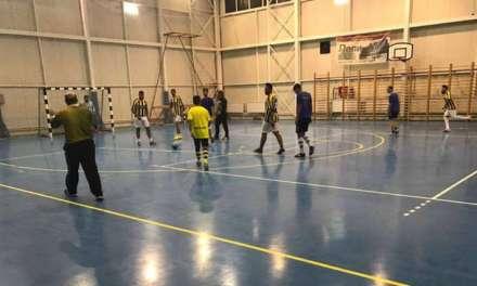 Со звучни имиња од цела Македонија, почна новогодишниот турнир во мал фудбал во Василево