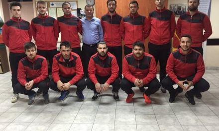 ФК Василево со нови дресови и опрема ќе ја стартува пролетната полуетапа
