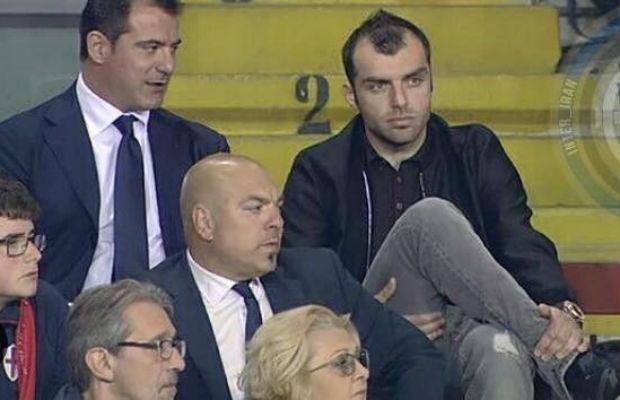 Академија Пандев со Дејан Станковиќ, доби свој пријател во врвот на УЕФА
