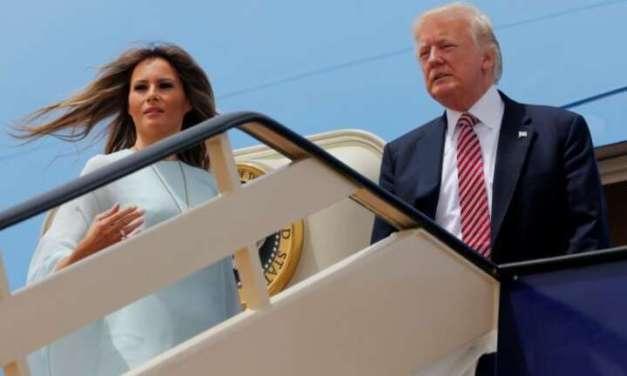 По Саудиска Арабија,Трамп во посета на Израел, ќе го обновува мировниот процес