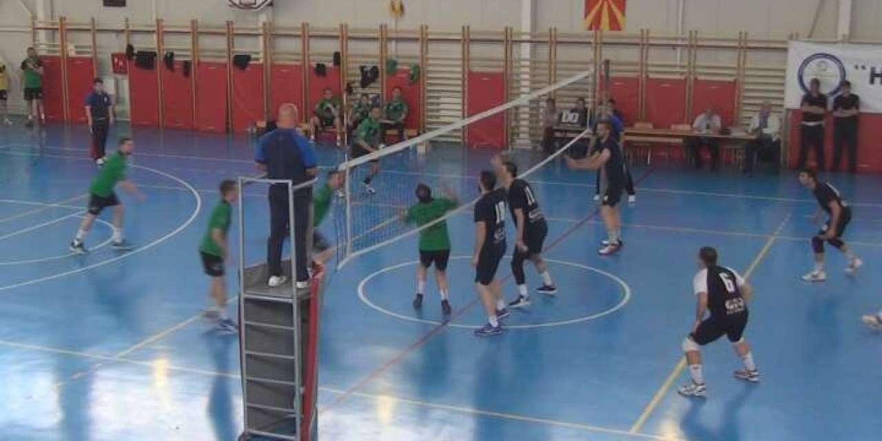 Струмица го направи првиот чекор кон Шампионскиот одбојкарски пехар