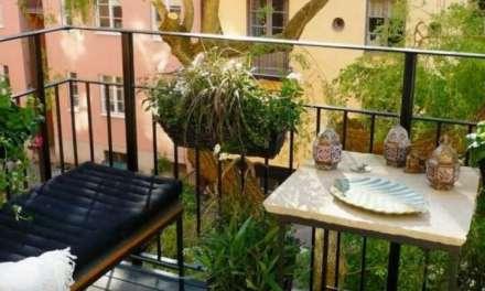 ВИДЕО- Неколку идеи како да го уредите вашиот балкон