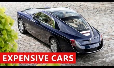 ВИДЕО- Најскапите автомобили за 2018 година се…..