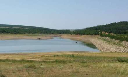 Брана Паљурци почна да се полни со вода од Ѓавато – деновиве ќе се пушти вода и до земјоделците