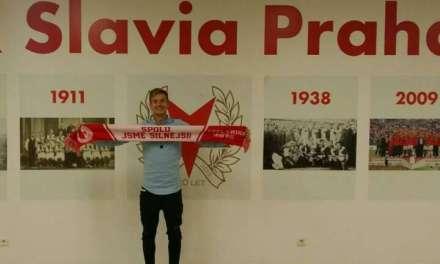 Кристијан Трапановски од Академија Пандев во Славија Прага како најскап платен млад играч