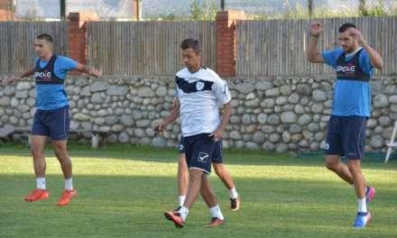 Пандевци утре на Младост против Скопје за првата прволигашка победа
