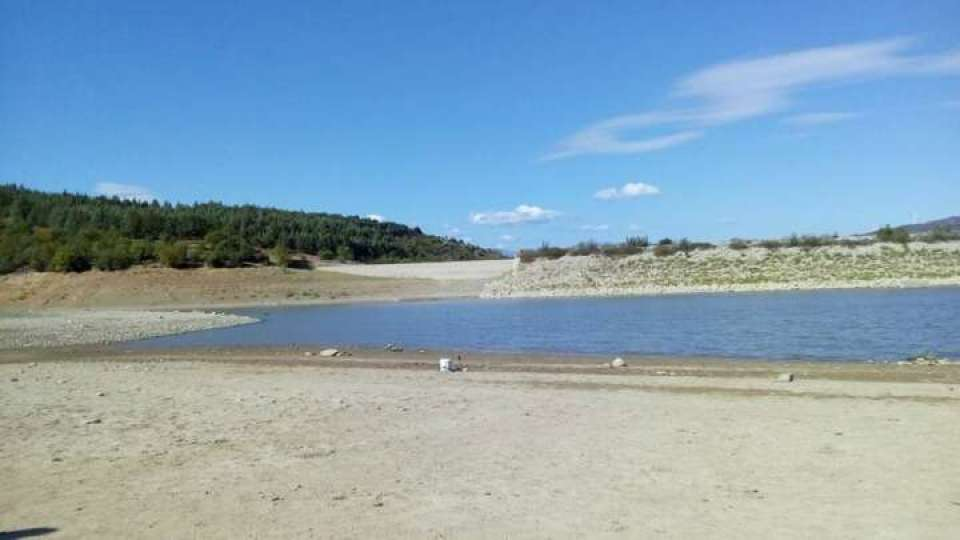 Повторно затворен системот за наводнување од Паљурци оти нема вода во браната