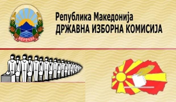 Денеска на пладне во ДИК ждребување за редоследот на листите на локалните избори