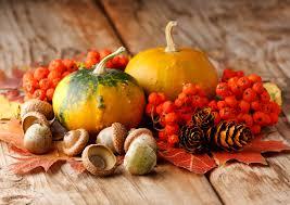 Есенско декорирање во домот