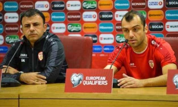 Видео-Селекторот Ангеловски го сака Пандев и за следните квалификации оти е големина од човек и фудбалер