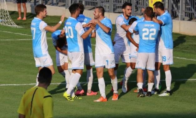 Видео од четирите гола на,,Пандевци,, со кои го совладаа Пелистер во Битола