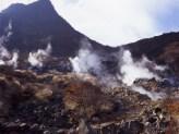 箱根火山(箱根ジオパーク構想 ホームページより)