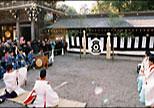 武佐弓祭の模様(寒川神社 ホームページより)