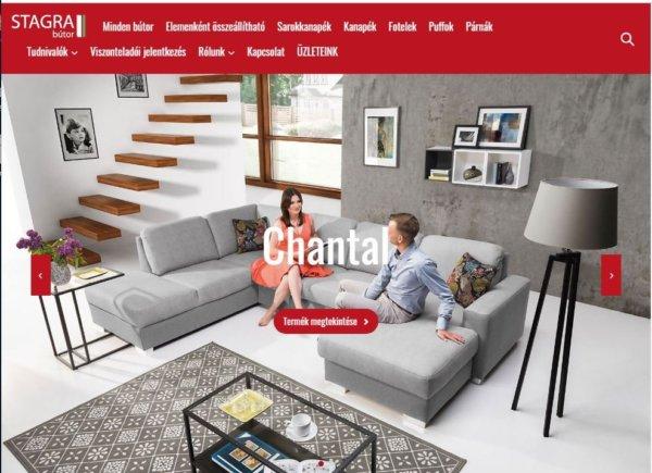 Stagra bútor - olcsó kanapé