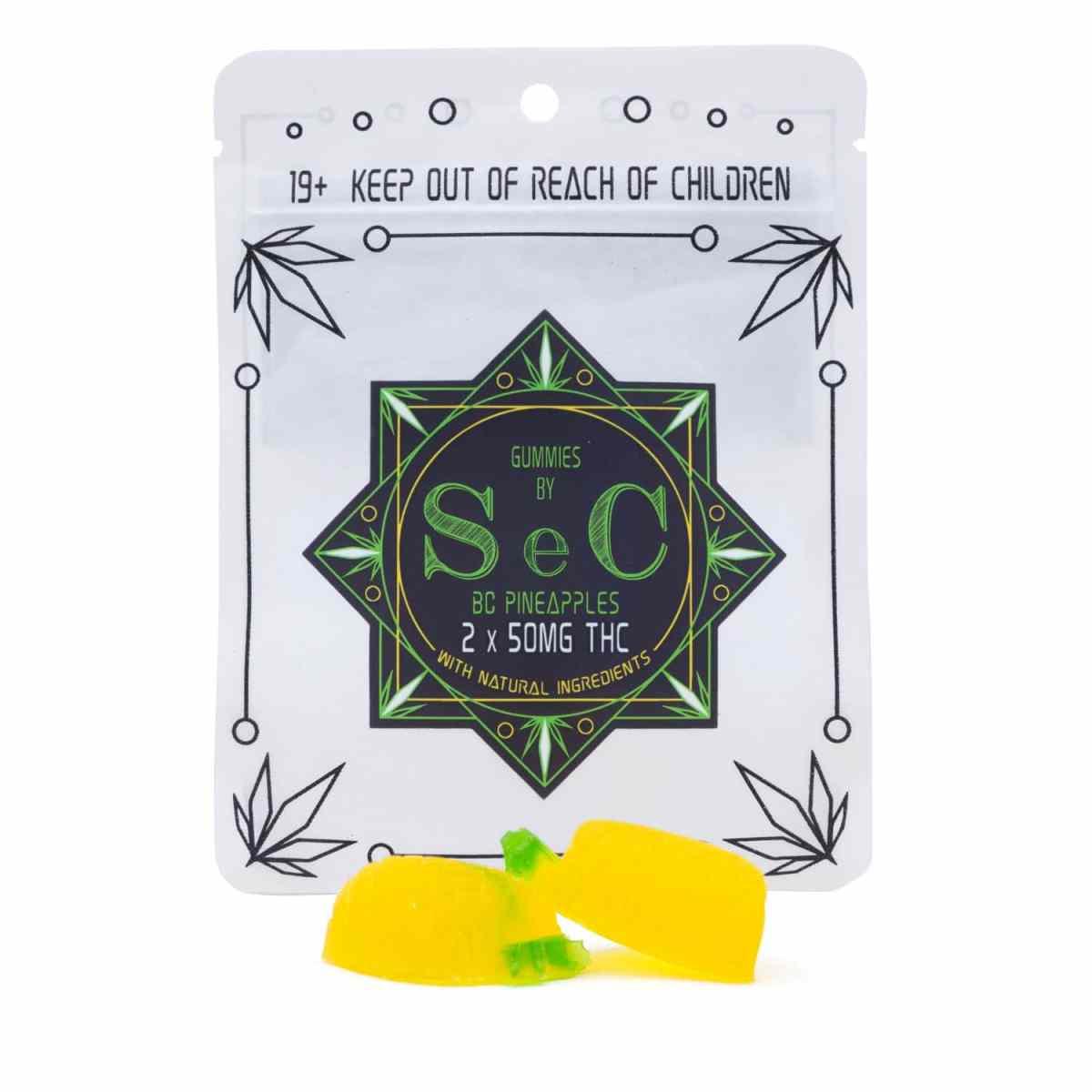 SeC BC Pineapples