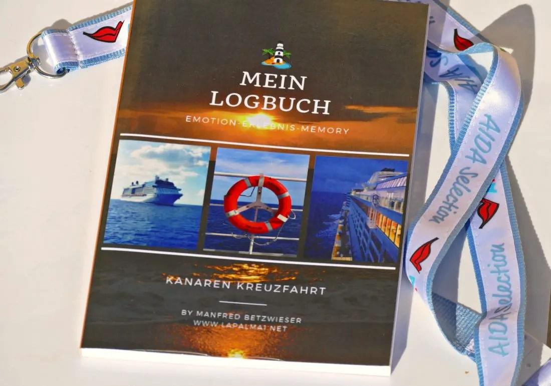 Buch - Mein Logbuch