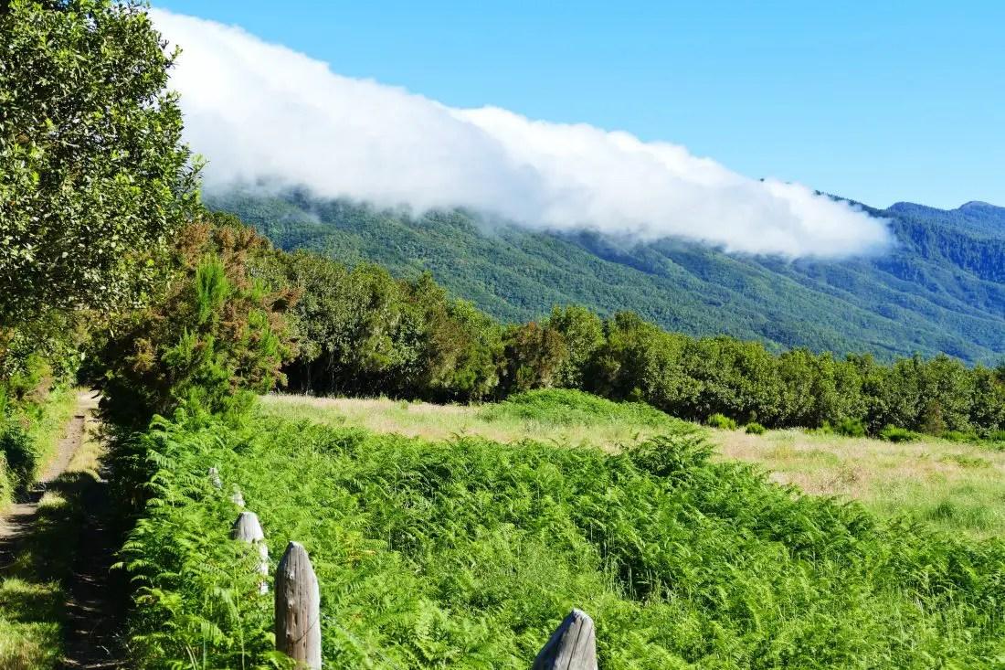 Cumbre - Passatwolken