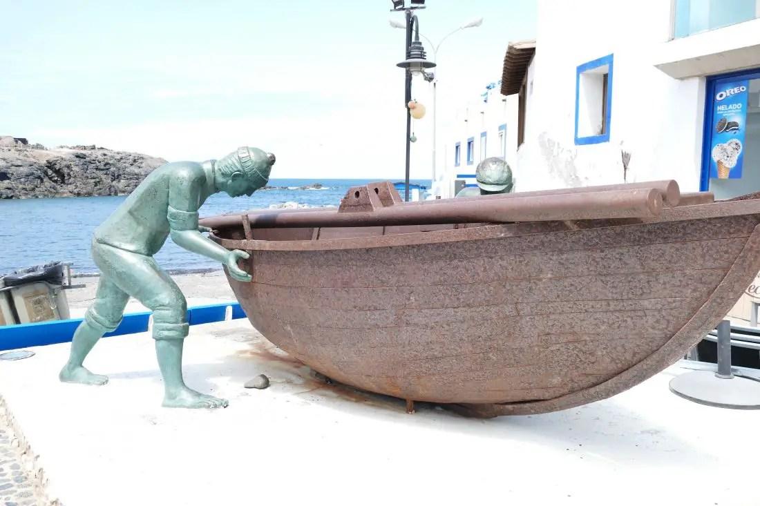 Paddelboot - Fischerboot