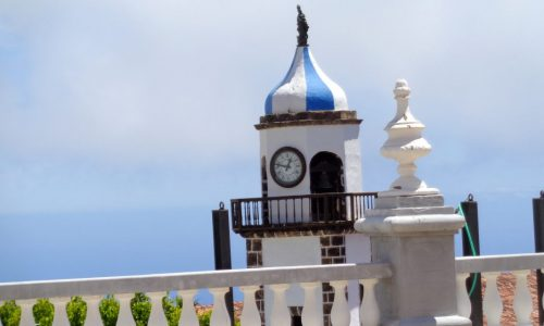 Zwirbelturm auf El Hierro