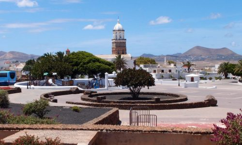 Teguise ältester Ort auf Lanzarote