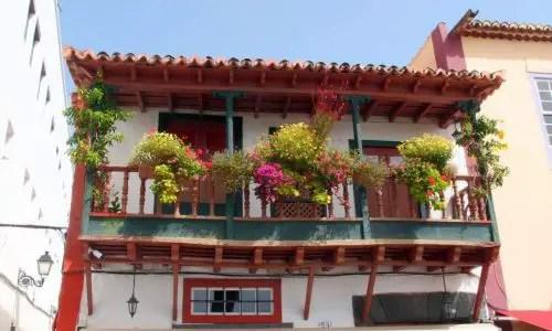 Balcones Tipicos