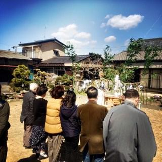 高田さま地鎮祭