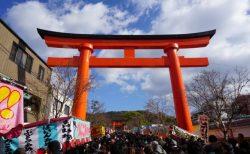 京都で迎える新年