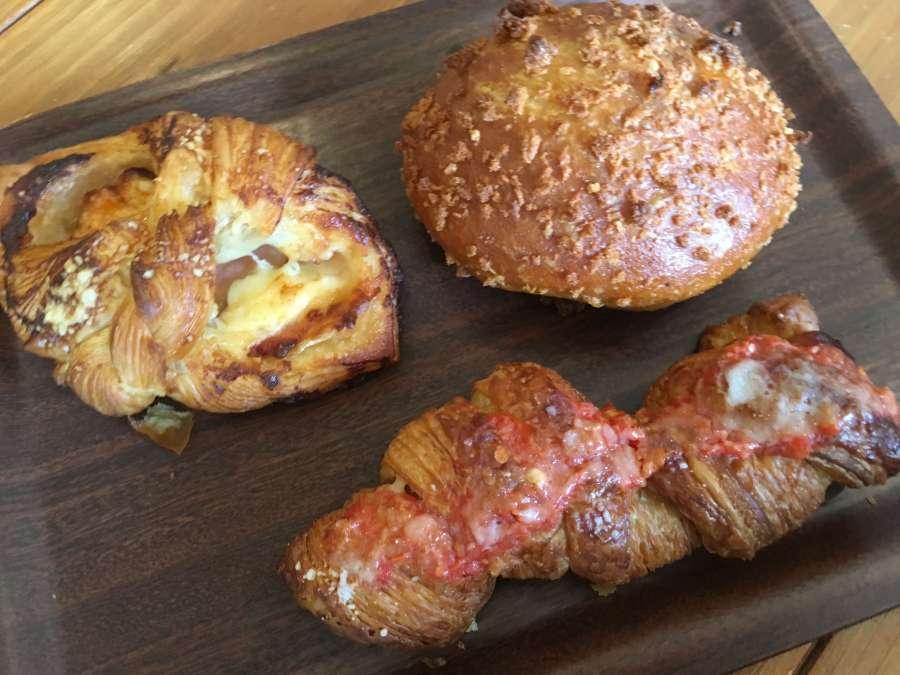 蒸しパンだけじゃない!本当に美味しいパンが食べられるお店 @ あさひ屋ベーカリー