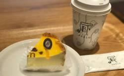 お持ち帰りとはまた違う ?! PABLOのチーズタルトはイートインがオススメ !!