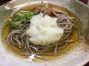 辛味大根がツーンとくる 「 源八 」のおろし蕎麦 で酔い醒まし!!