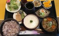 """「 加賀丸いも麦とろ 陽菜 」お手軽 """" 麦とろ定食 """"でエナジーチャージ"""