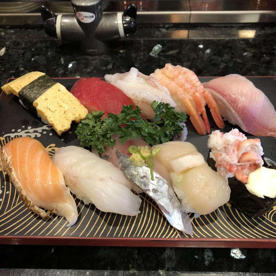 平日「もりもり寿し」行くなら「泉ヶ丘店」で決まり!! お得な鮨ランチ食べて来た!!
