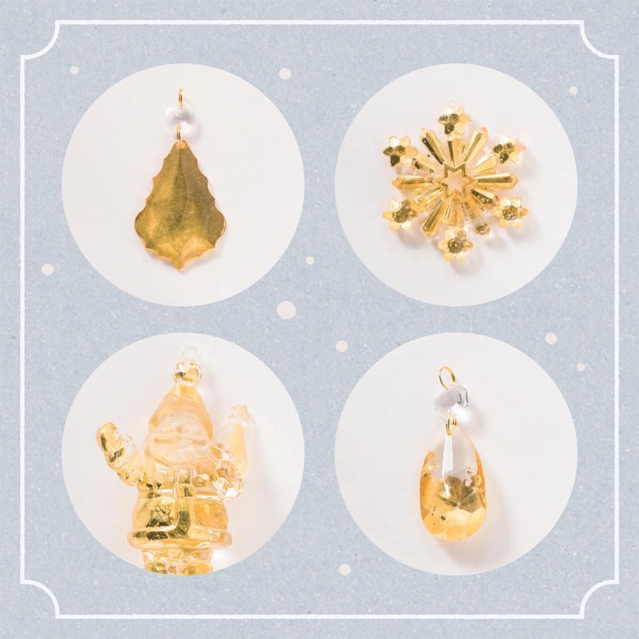 クリスマスに金箔の美しく煌びやかな輝きを!!箔座で「箔のお稽古 クリスマスオーナメント」12月9・10日開催