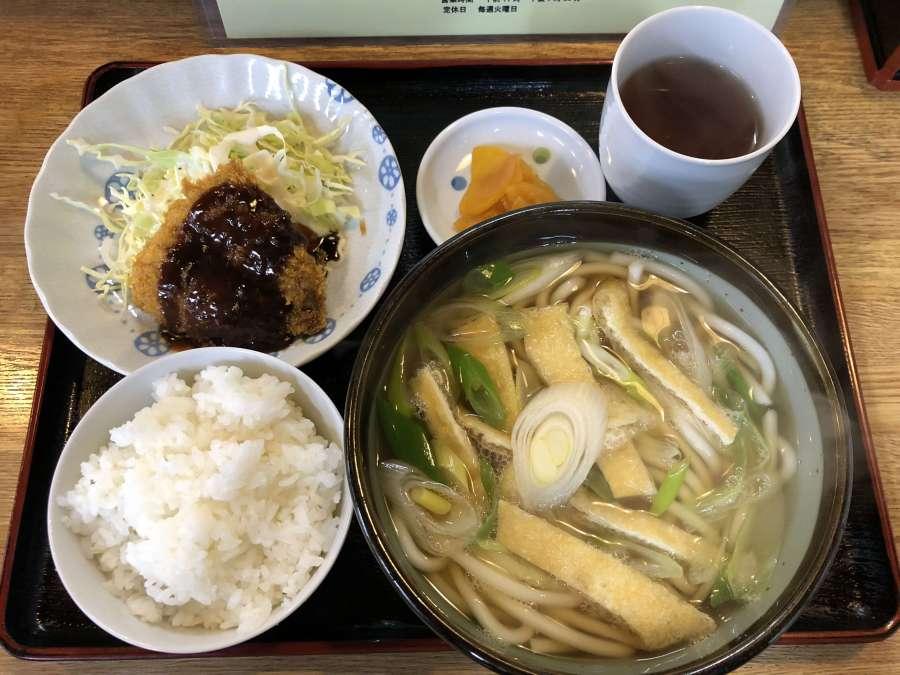 「自家製麺 加登長」地元に愛される味・価格!!