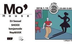 「Mo'House」ローンチパーティー明日開催!! 金沢と東京をクロスオーバーさせたパーティークルーが結成!!