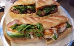 「 バター レバー バインミー 」ベトナムサンドイッチのお店で初めてバイn