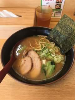 『 金澤達系 麺屋達 』本店で味わう豚骨醤油ラーメンの源流