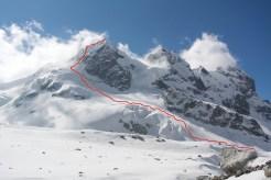 South Simvo North Route