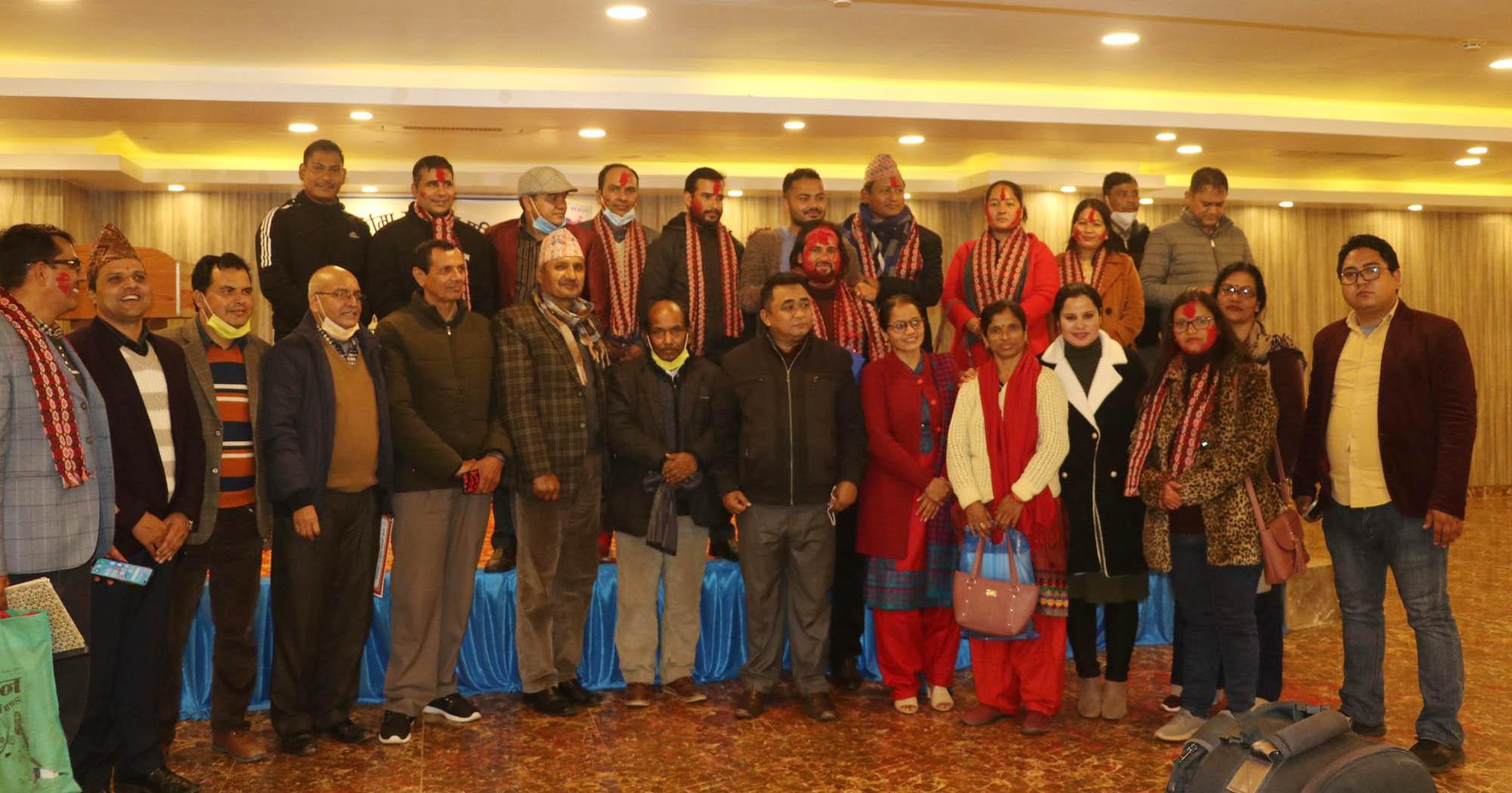 अञ्जानको नेतृत्वमा ११ सदस्यीय समिति चयन