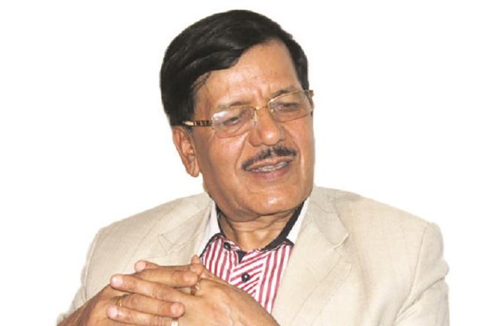 बहुमत जोसँग छ, नेकपा र चुनाव चिन्ह उसैले पाउँछ : पूर्वप्रमुख निर्वाचन आयुक्त उप्रेती