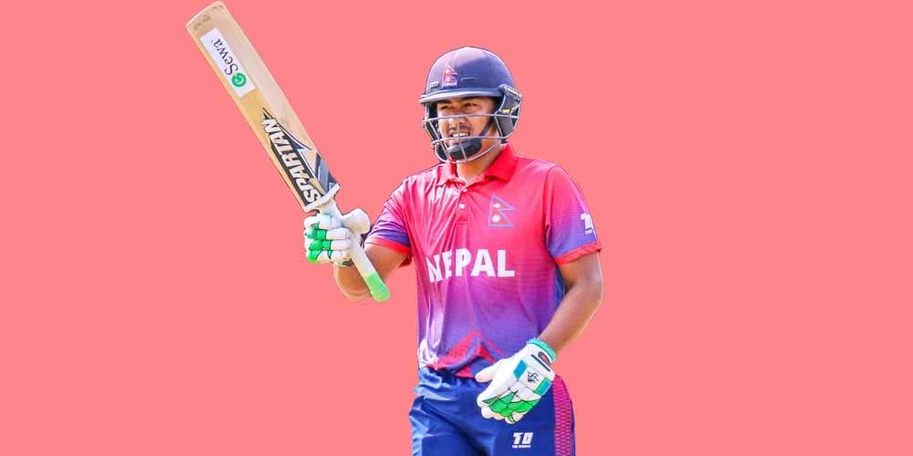 ज्ञानेन्द्र मल्लको कप्तानीमा क्रिकेट टोलीको घोषणा